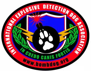 International Explosive Dog Detection Association